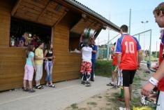 Turnaj O pohár obce 2011