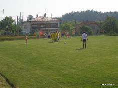 Turnaj O Pohár obce 2008
