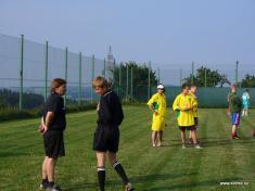 Turnaj O Pohár obce 2006