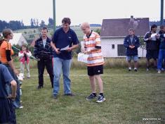 Turnaj O Pohár obce 2004