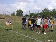 Turnaj O Pohár obce 2003