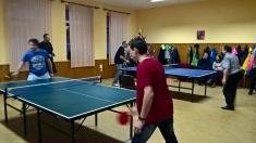 Turnaj ve stolním tenisu 2019