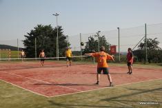 Nohejbalový turnaj 2012 + dětský den