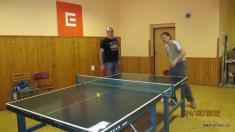 Turnaj ve stolním tenisu 2012