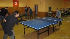 Turnaj ve stolním tenisu 2012 - pingpong