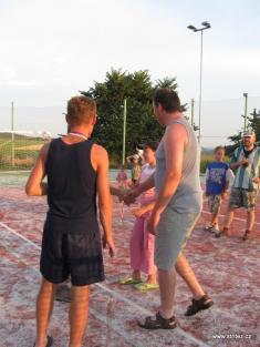 Nohejbalový turnaj 2011